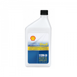 Aceite 20w50 Mineral Formula Shell
